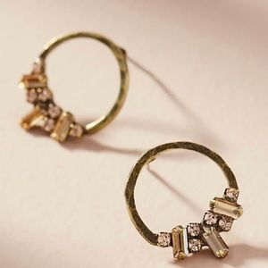 Mini Etta Hoop Earrings